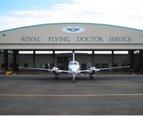 Royal Flying Doctor Service Dubbo Base Education Centre Dubbo - Wagga Wagga Accommodation