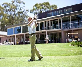 Dubbo Golf Club - Wagga Wagga Accommodation