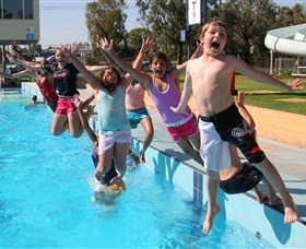 Dubbo Aquatic Leisure Centre - Wagga Wagga Accommodation