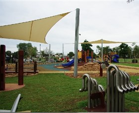 Livvi's Place Playground - Wagga Wagga Accommodation