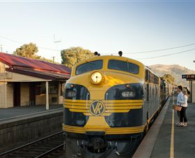Seymour Railway Heritage Centre - Wagga Wagga Accommodation