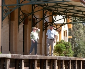 Federation Story Self Guided Walking Tour - Wagga Wagga Accommodation