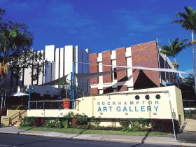 Rockhampton Art Gallery - Wagga Wagga Accommodation