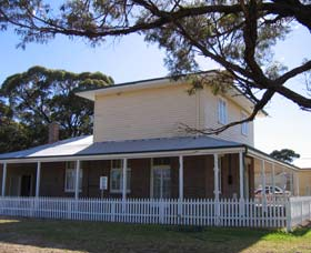 Restored Australian Inland Mission Hospital