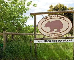 Wombat Heights Orchard and Grog Shed - Wagga Wagga Accommodation