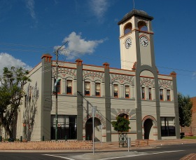 Gunnedah Cultural Precinct - Wagga Wagga Accommodation
