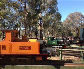 Mudgee Miniature Railway - Wagga Wagga Accommodation
