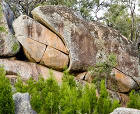 Frog Rock - Wagga Wagga Accommodation