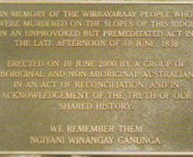 Myall Creek Massacre Memorial Walk - Wagga Wagga Accommodation