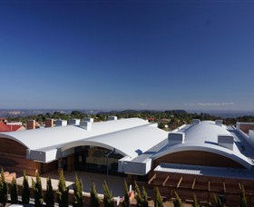 Blue Mountains Cultural Centre - Wagga Wagga Accommodation