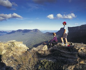 Blue Mountains National Park - National Pass - Wagga Wagga Accommodation