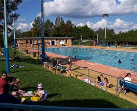 Goulburn Aquatic and Leisure Centre - Wagga Wagga Accommodation