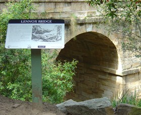 Lennox Bridge in The Blue Mountains - Wagga Wagga Accommodation
