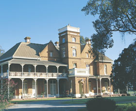 Woodbridge 1885 - Wagga Wagga Accommodation