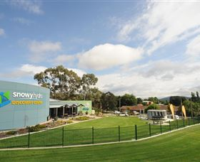 Snowy Mountains Hydro Discovery Centre - Wagga Wagga Accommodation