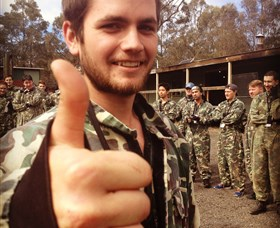 Ultimate Paintball - Wagga Wagga Accommodation