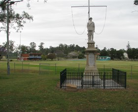 Ebbw Vale Memorial Park - Wagga Wagga Accommodation