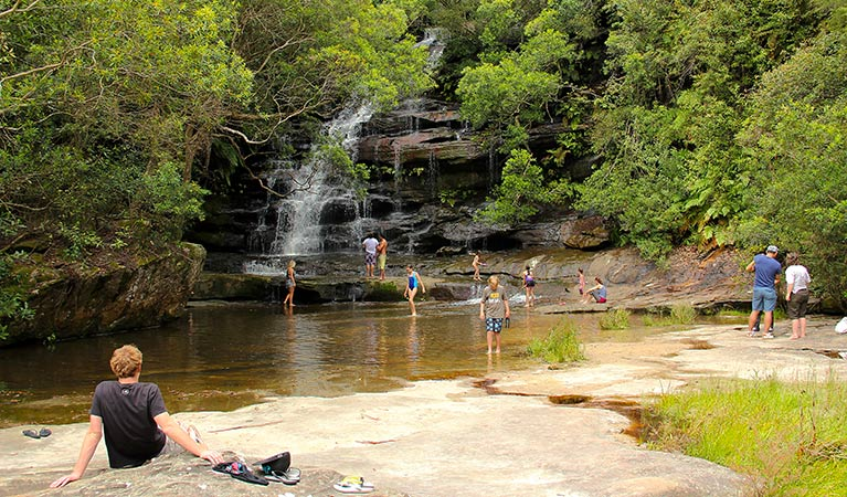 Somersby Falls picnic area - Wagga Wagga Accommodation