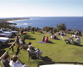 Crackneck Point Lookout - Wagga Wagga Accommodation