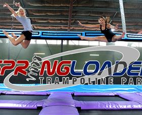 Springloaded Trampoline Park - Wagga Wagga Accommodation