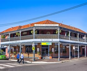 The Exchange Hotel - Beaumont - Wagga Wagga Accommodation