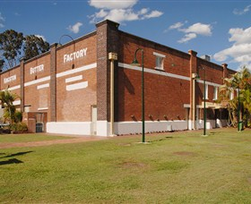 Kingston Butter Factory Community Arts Centre - Wagga Wagga Accommodation