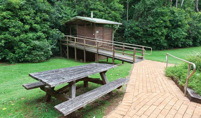 The Glade picnic area - Wagga Wagga Accommodation