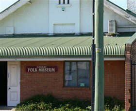 Casino Folk Museum - Wagga Wagga Accommodation