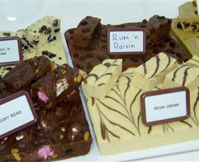Fudge Factory at Tilba Treasures of Ulladulla - Wagga Wagga Accommodation