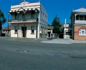 Wingham Self-Guided Heritage Walk - Wagga Wagga Accommodation