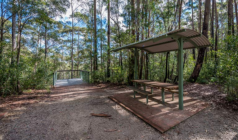 Big Nellie lookout and picnic area - Wagga Wagga Accommodation