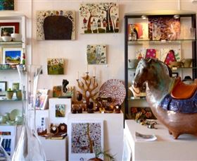 Art Aspects Gallery - Wagga Wagga Accommodation