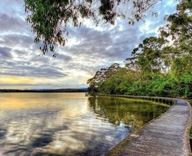 Merimbula Boardwalk - Wagga Wagga Accommodation