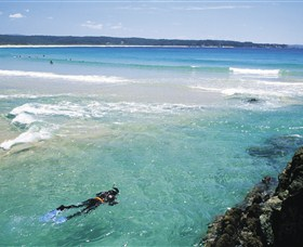 Merimbula Main Beach - Wagga Wagga Accommodation