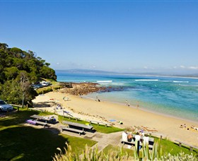 Merimbula Bar Beach - Wagga Wagga Accommodation