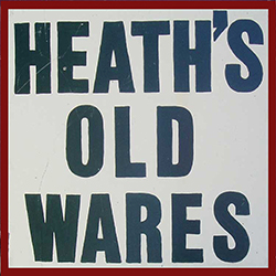 Heaths Old Wares, Collectables & Industrial Antiques