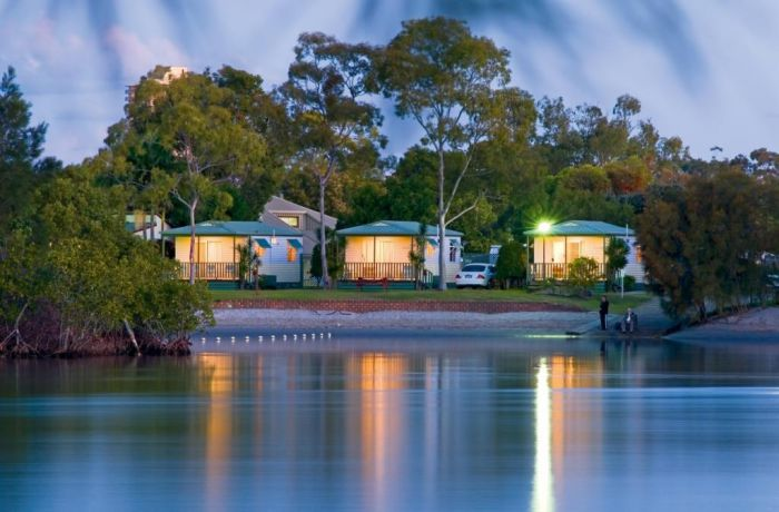 Boyds Bay Holiday Park - Wagga Wagga Accommodation