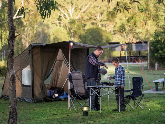 Hardings Paddock Campground - Wagga Wagga Accommodation