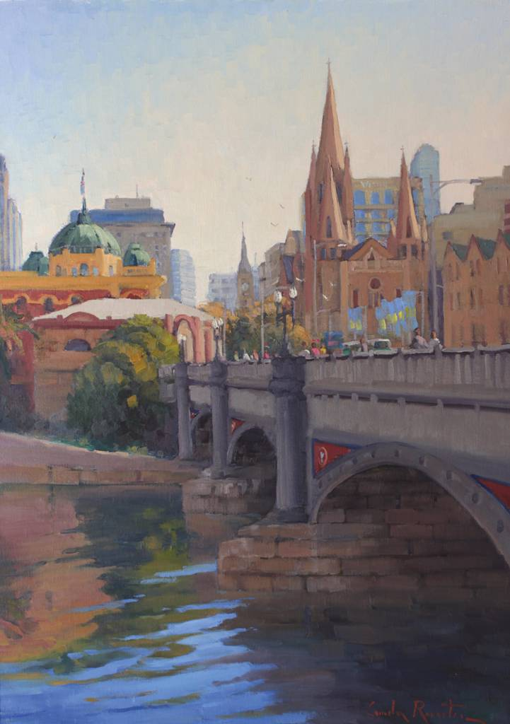 Rossiters Paintings - Wagga Wagga Accommodation