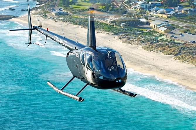 Perth Beaches Helicopter Tour from Hillarys Boat Harbour - Wagga Wagga Accommodation