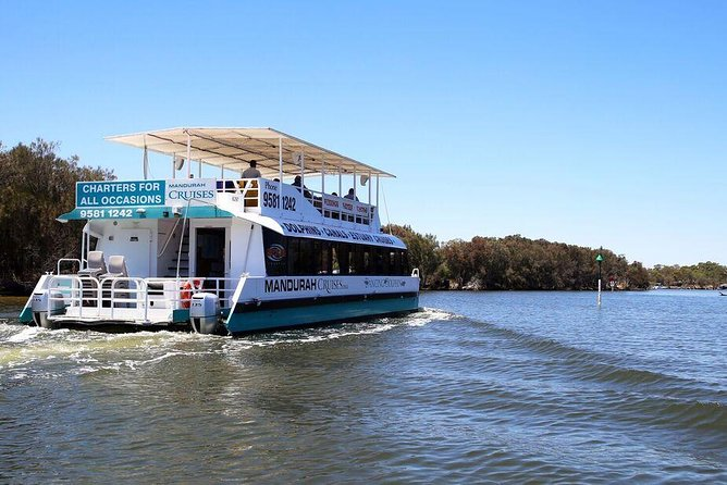 Murray River Lunch Cruise from Mandurah - Wagga Wagga Accommodation