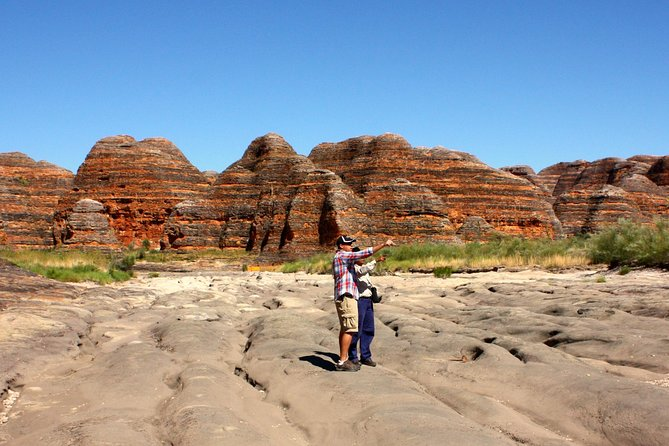 Bungle Bungle Flight Domes  Cathedral Gorge Guided Walk from Kununurra - Wagga Wagga Accommodation