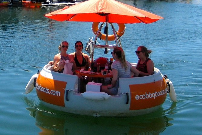 Self-Drive BBQ Boat Hire Mandurah - Group of 3 - 6 people - Wagga Wagga Accommodation