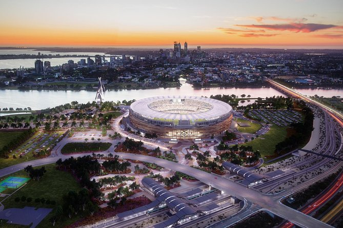 The Optus Stadium Tour - Wagga Wagga Accommodation