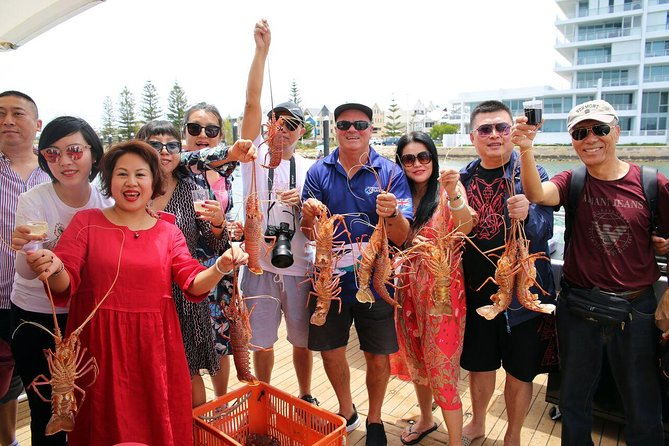 Mandurah Wild Seafood Adventure Cruise - Wagga Wagga Accommodation