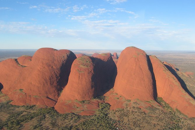 Kata Tjuta and Uluru Grand View Helicopter Flight - Wagga Wagga Accommodation