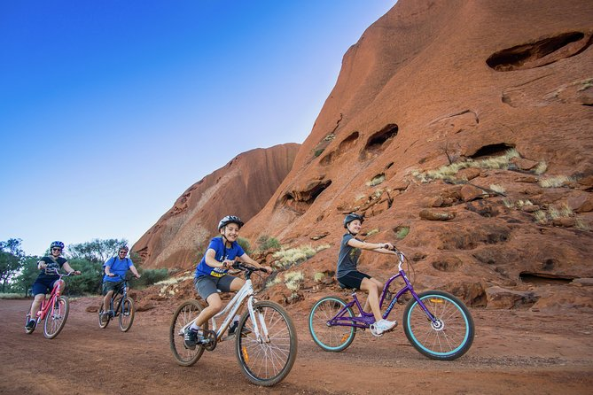 Outback Cycling Uluru Bike Ride - Wagga Wagga Accommodation