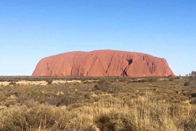 Highlights of Uluru Including Sunrise and Breakfast - Wagga Wagga Accommodation