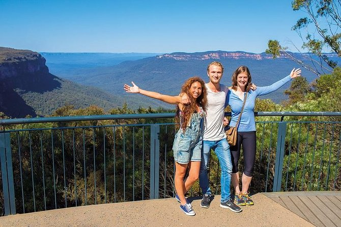 All-Inclusive Blue Mountains Day Trip and River Cruise