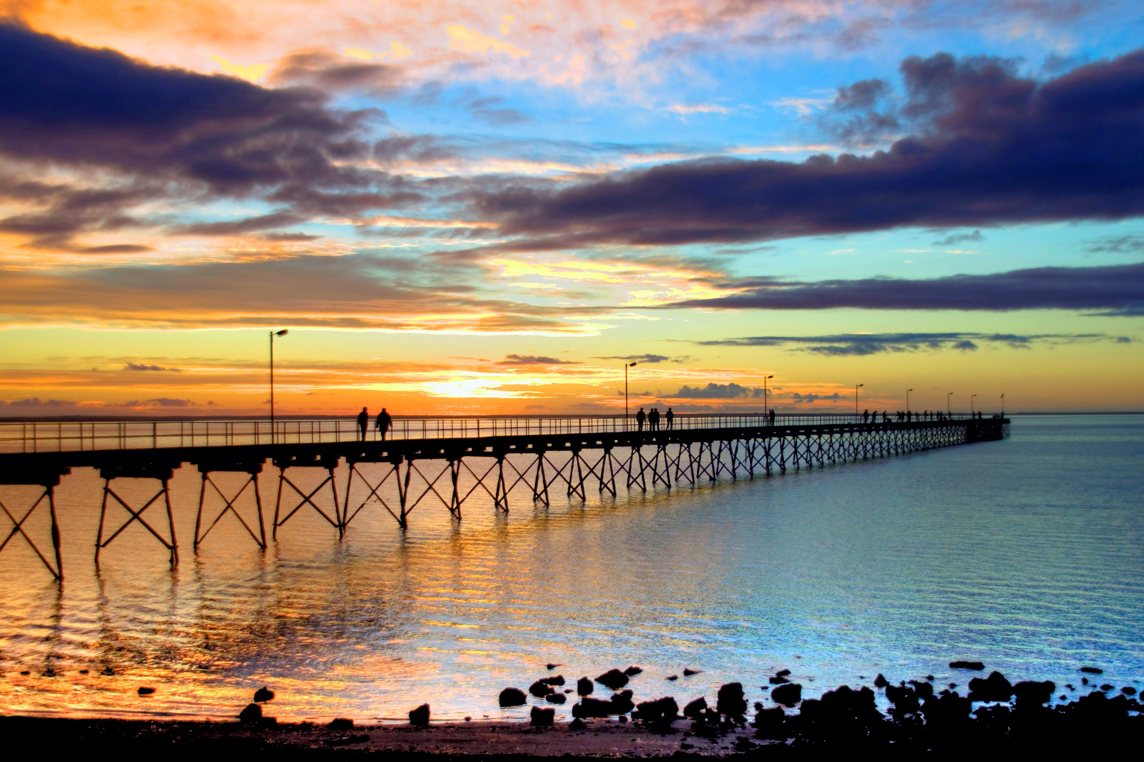 Ceduna Jetty - Wagga Wagga Accommodation